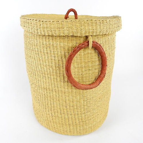 Natural Laundry Basket