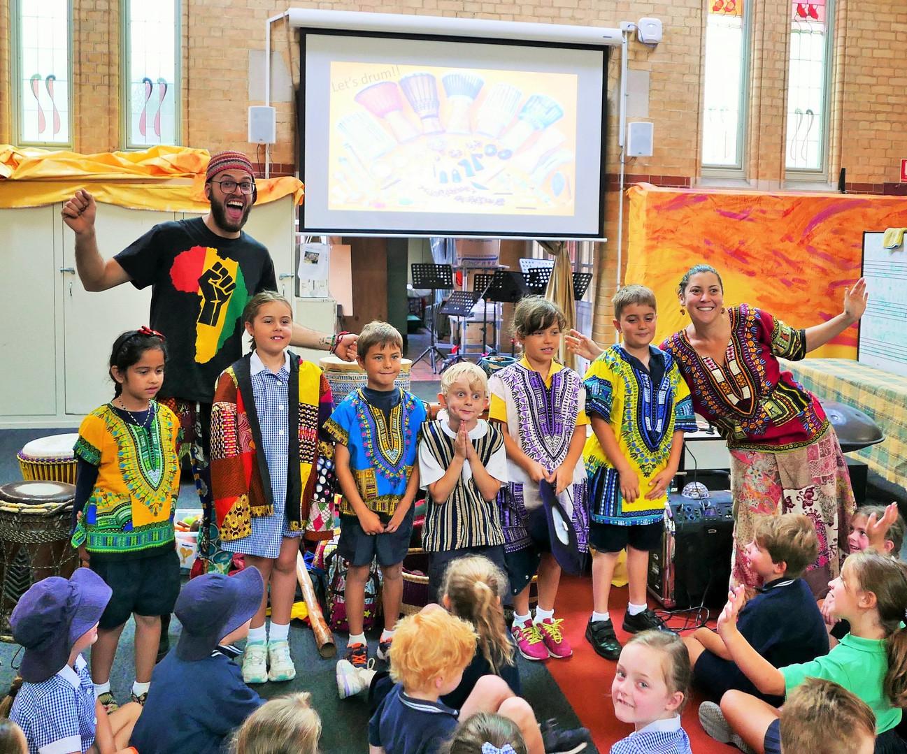 School Incursion: Melbourne