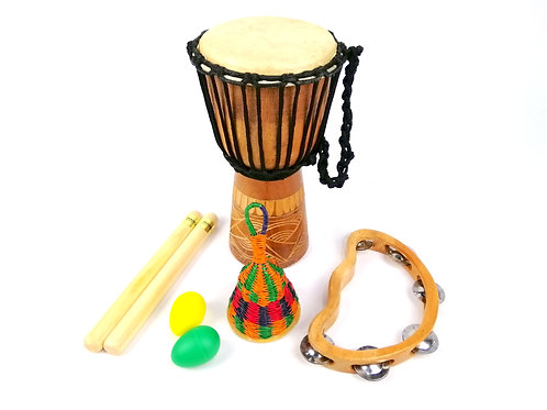 Drum and Percussion Packs