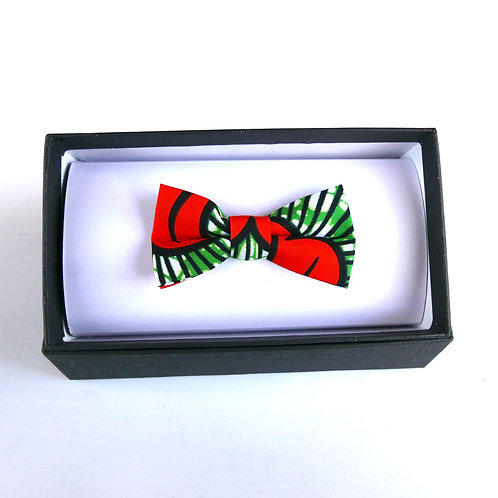 Small Green Bow Tie