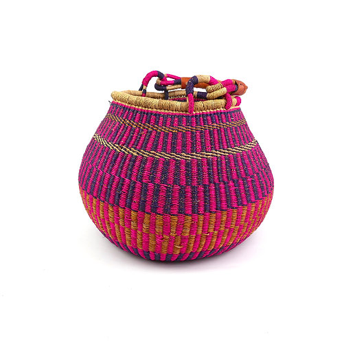 Pot Bolga Basket - indoor plants
