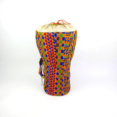 """10""""/11"""" Ghana Cloth Bags"""