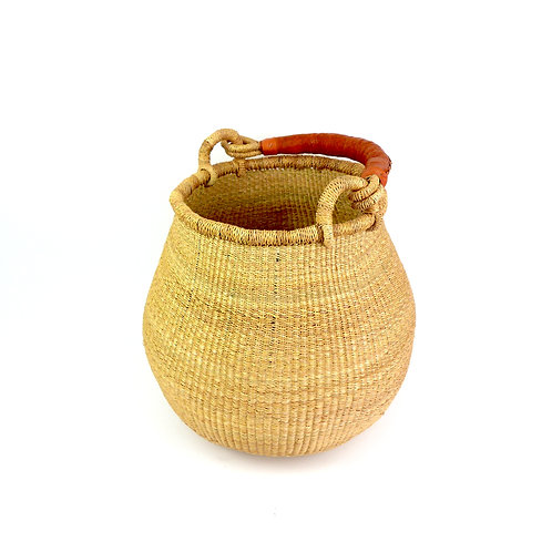 XL Pot Bolga Basket - indoor plants