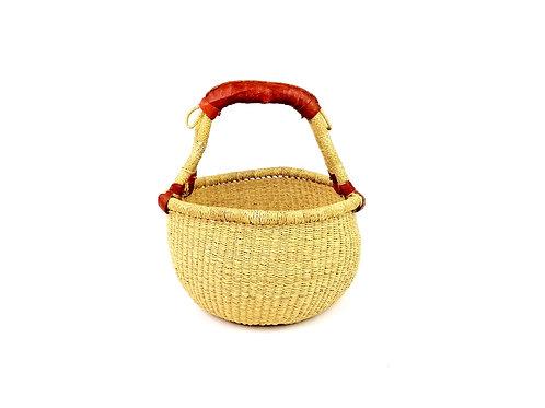 Medium Round Basket