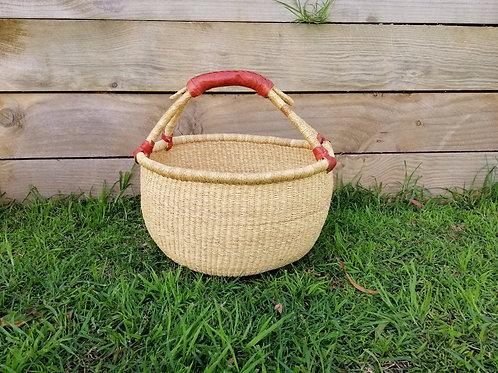 XLarge Round Natural Basket