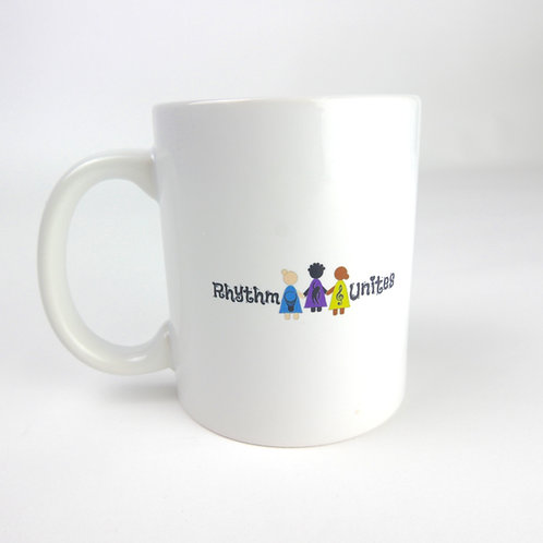 Rhythm Unites Mug