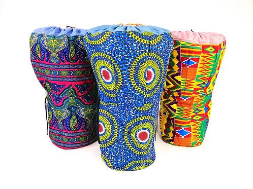 """12""""-13"""" Ghana Cloth Bag"""