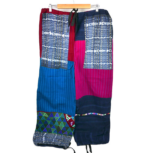 Guatemalan Traditional Men's Pants - Size LX