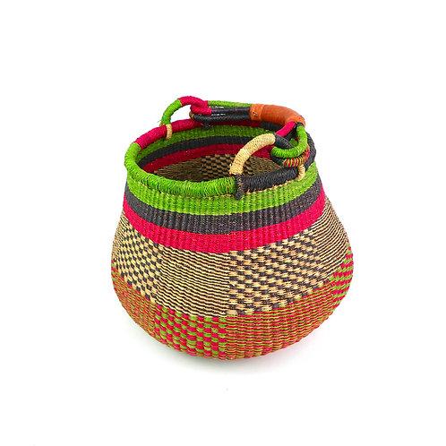 Pot Bolga Basket - indoor plants