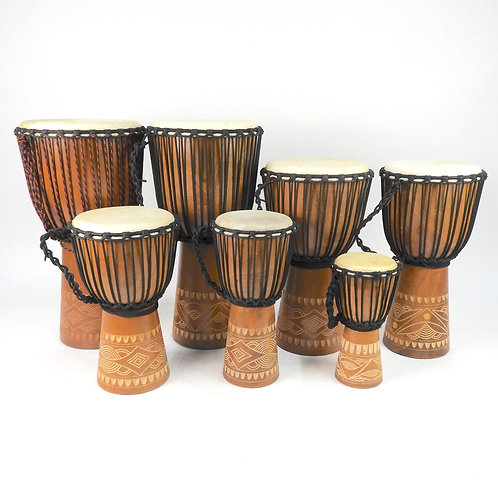 All Round Djembes