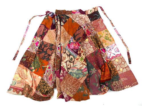 Wrap Around Skirt - Size L