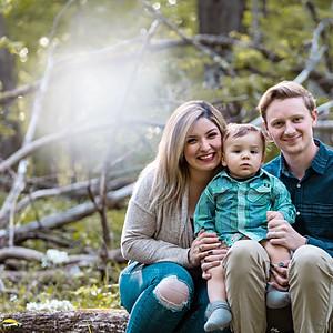 Kruger Family Portraits