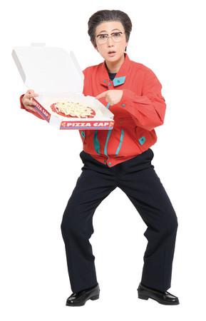 西尾一男のピザショップ「PIZZA CAPスタンド」期間限定で【梅田ロフト】に登場!