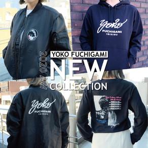YOKO FUCHIGAMI 2020秋冬コレクションが発売開始!