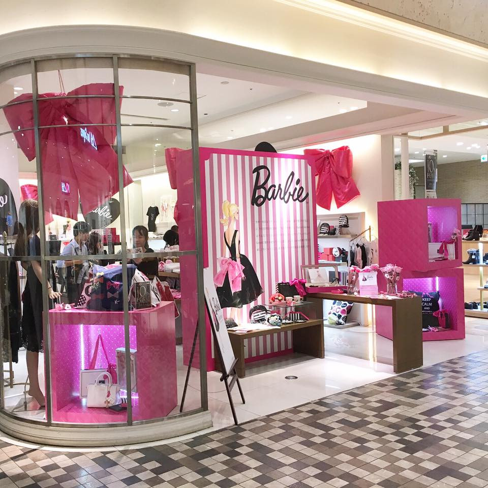 Barbie Collection LIMITED SHOP 新宿マルイ本館