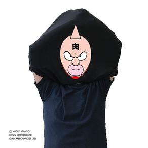 ハロウィンに、キン肉マン公式の体モノマネTシャツ「BOTY」を