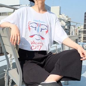 緊急発売決定!劇団新葡萄公式フェイスTシャツ