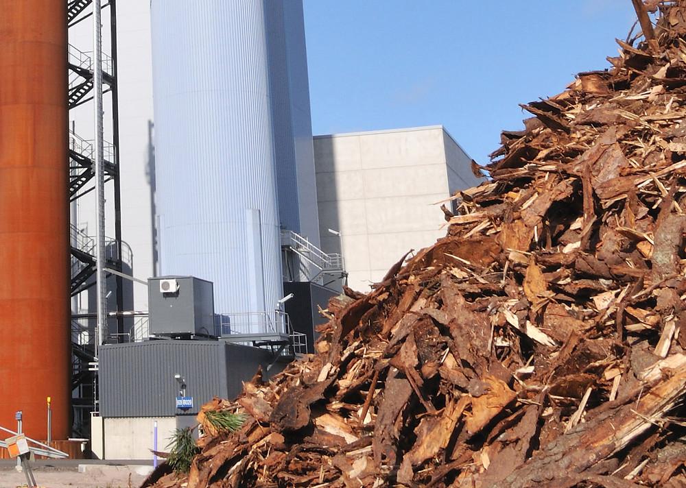 Древесные отходы топливного назначения