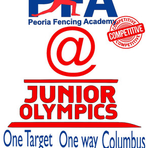 Qualified for the Junior Olympics & Summer National - July Challenge 2020