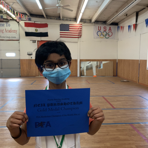Champion of The Month - March 21