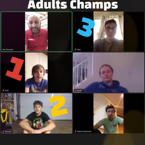 Champions of the month-January 21