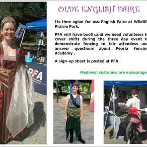Olde English Faire June 21-23