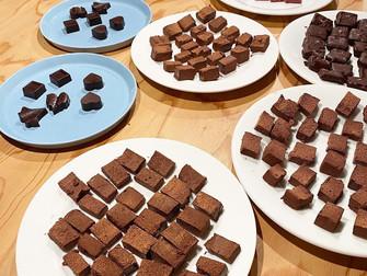 とるける生チョコは生クリーム・乳製品・トランス脂肪酸不使用♡