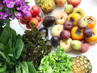 野菜と果物を食べれば幸福度が増すって本当!!