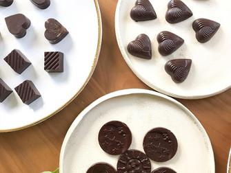 2019年は「はじめてのローチョコレート」レッスンでスタート!