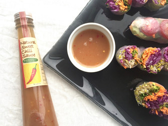 Natural Sweet Chill Sauce