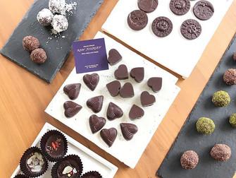 基本のローチョコレートレッスン