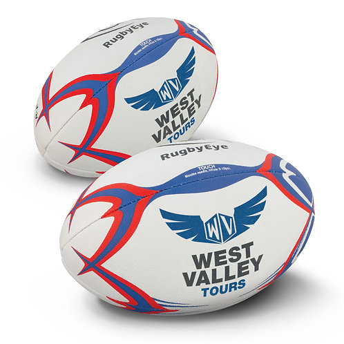 117254 Touch Rugby Ball Pro