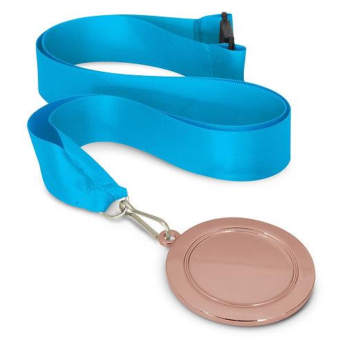 115692 Podium Medal - 65mm