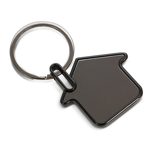 112526 Capital House Key Ring