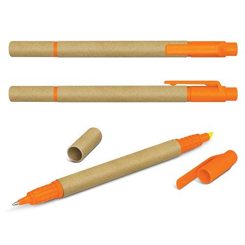 104360 Eco Pen Highlighter