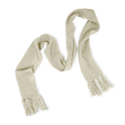 113612 Nebraska Cable Knit Scarf