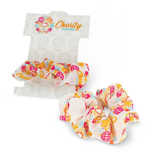 117675 Hair Scrunchie - Set of 2