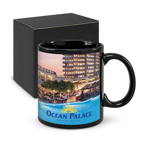 105645 Black Hawk Coffee Mug