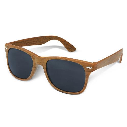 112026 Malibu Premium Sunglasses - Metallic