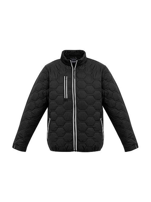 Syzmik Unisex Hexagonal Puffer Jacket