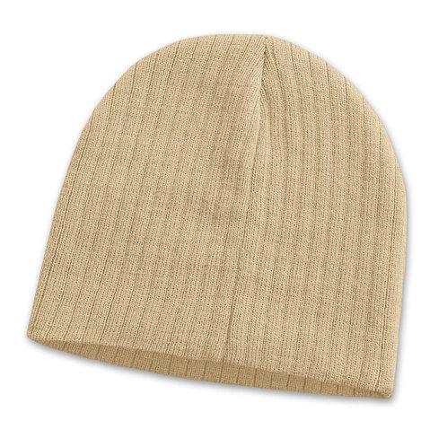 110834 Nebraska Cable Knit Beanie