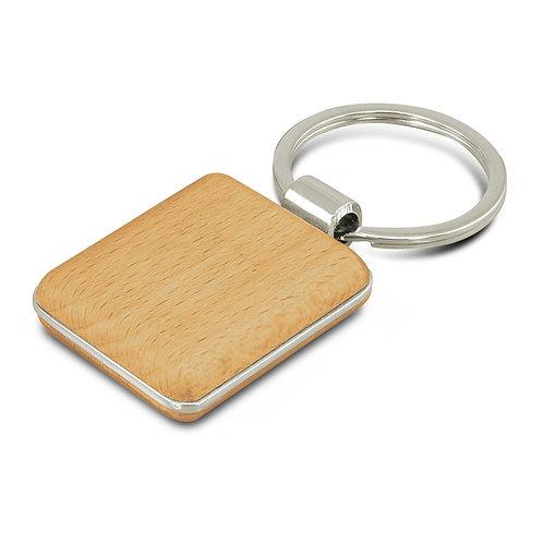 116770 Echo Key Ring - Square