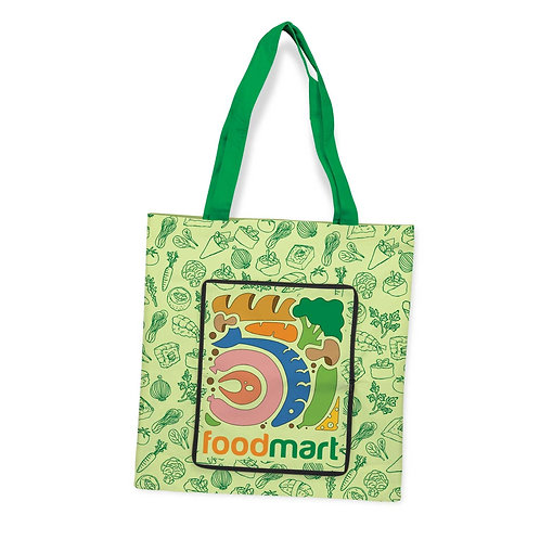 113567 Cali Compact Cotton Tote Bag