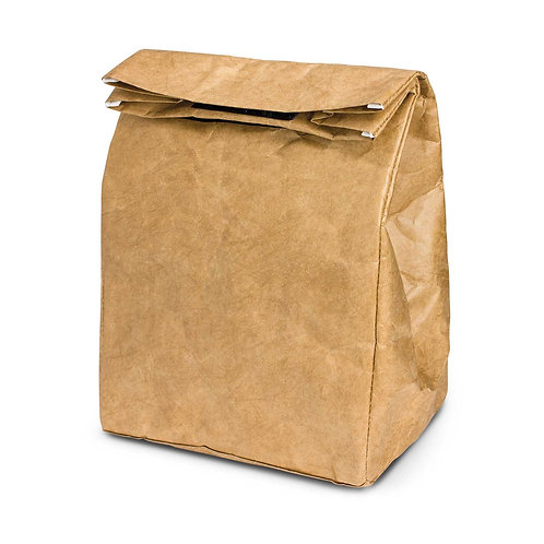 113658 Kraft Cooler Lunch Bag