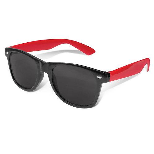 112025 Malibu Premium Sunglasses - Black Frame