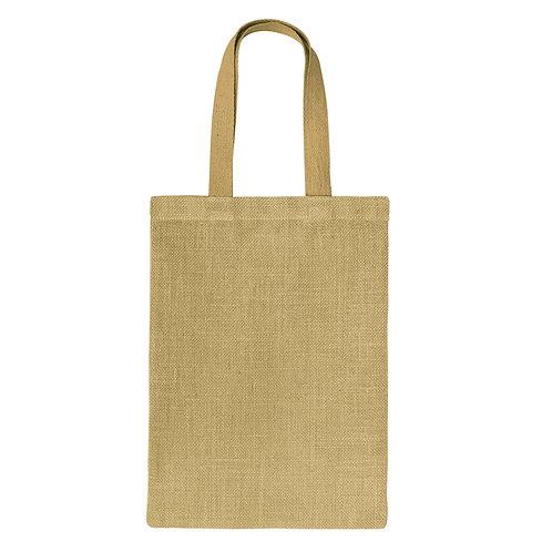 108033 Zeta Jute Tote Bag