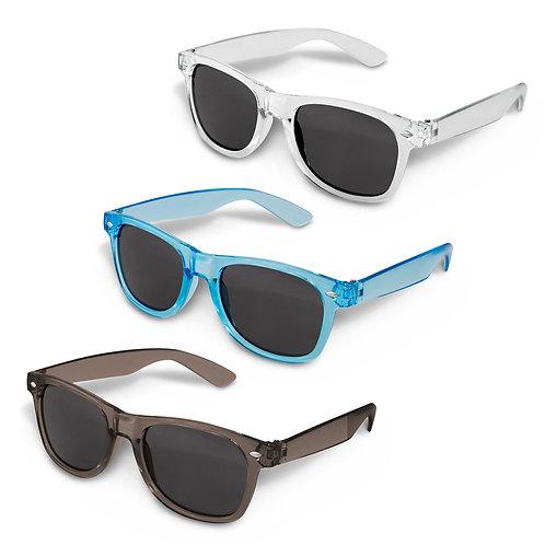 109784 Malibu Premium Sunglasses - Translucent