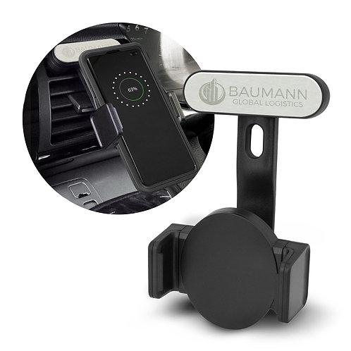 116034 Zamora Wireless Charging Phone Holder