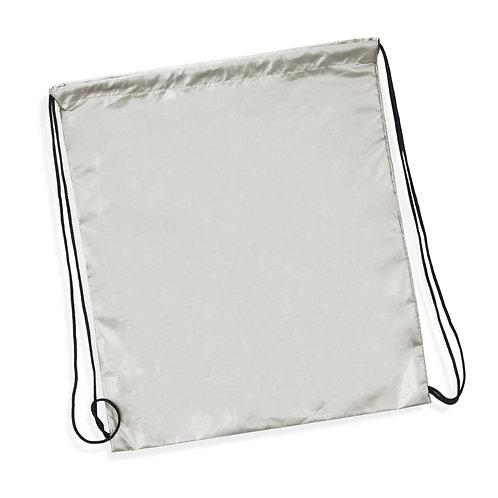 114081 Titanium Drawstring Backpack