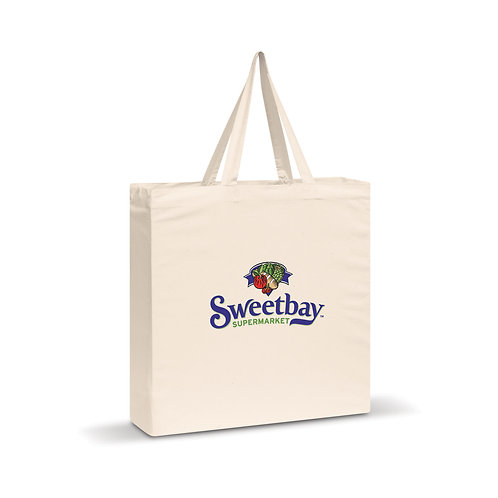 100568 Carnaby Cotton Tote Bag